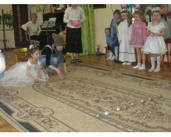 Праздник пасхи в детском саду