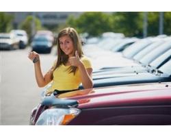 Выбор марки автомобиля для женщины