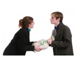 Выплата алиментов после развода