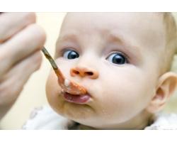 Питание больного ребенка
