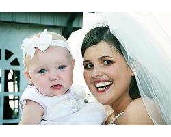 Выйти замуж второй раз с ребенком