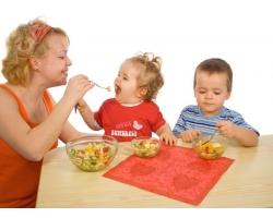 Фруктовые салаты для детей от года
