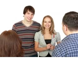 Как построить отношения с родителями парня