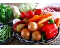 Овощная вегетарианская диета