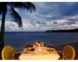 Варианты романтического ужина