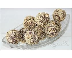 Ореховые конфеты