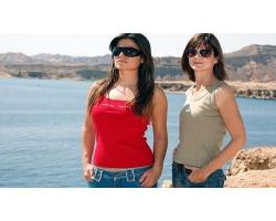 Модное лето-2008: топы и майки