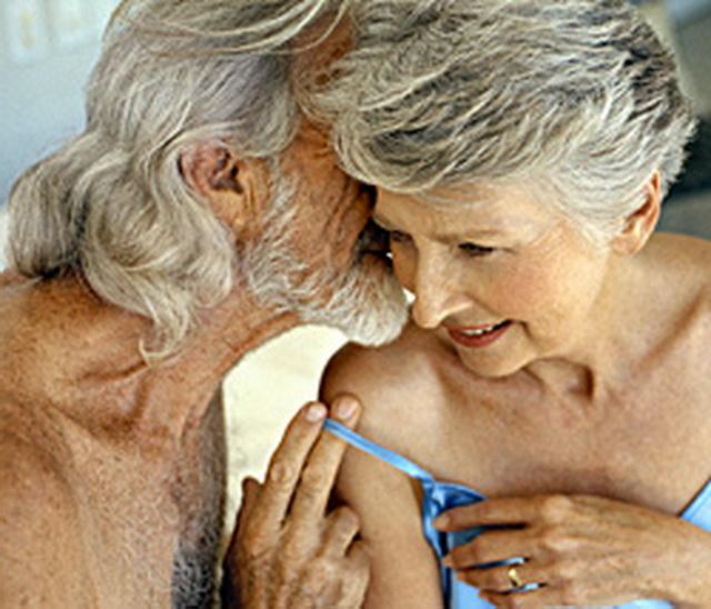 Занятие сексом пожилых женщин