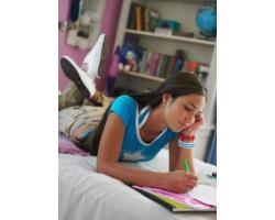 Гадания для девочек на бумаге