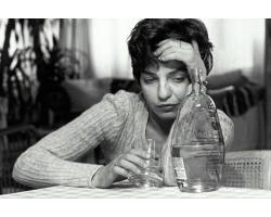 Алкоголизм матери и насилие в семье
