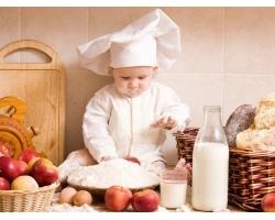Шеф-повар для малыша
