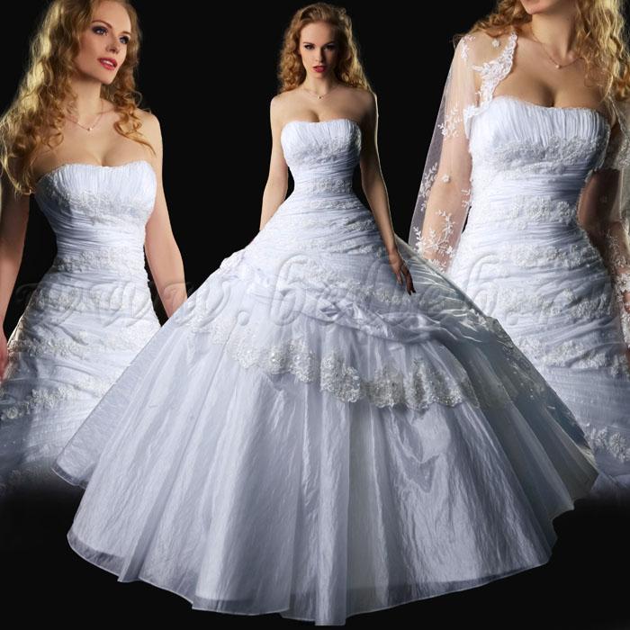 Самые красивые пышные свадебные платья 7d92296c81048