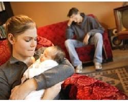 Сохранение семьи после рождения ребенка