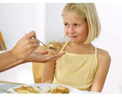Следует ли заставлять ребенка есть