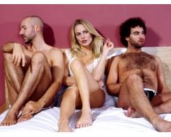 Секс с двумя мужчинами – почему его хотят женщины