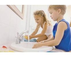 Гигиена рук у детей