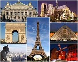 Экскурсия по столице Франции. Часть 1