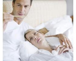 Базальная температура во время беременности