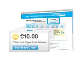 Как положить деньги на скайп?