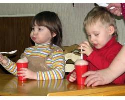 Кислородный коктейль для детей