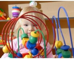 Развитие восприятия у детей раннего возраста