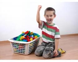 Как привить своему ребенку любовь к чистоте?