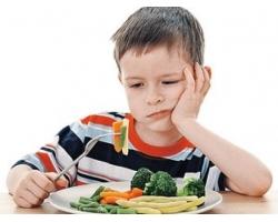 Как научить ребенка есть полезную пищу?