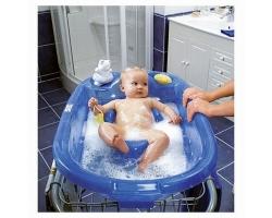 Детские ванночки для купания: виды и правила выбора