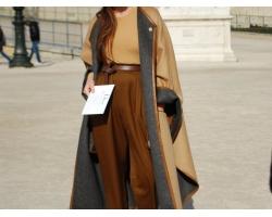 Мирослава Дума - самая известная модница России