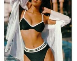 Знаменитая модель Ясмин Гаури