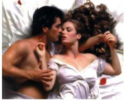 Как правильно валяться в постели с любимым?