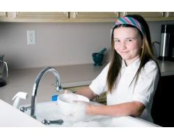 Приучение к порядку и домашние обязанности ребенка
