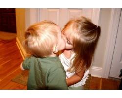 Детская любовь в разном возрасте и ваши действия