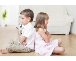 Что делать, если дети постоянно ссорятся?
