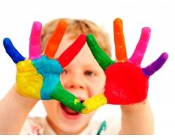 С чего начинается детское творчество?