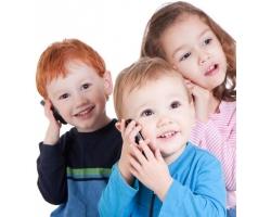 Нужен ли ребенку мобильный телефон?