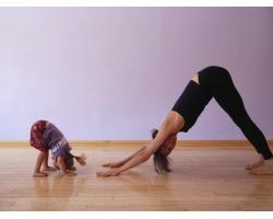 Что такое беби-йога или йога для самых маленьких