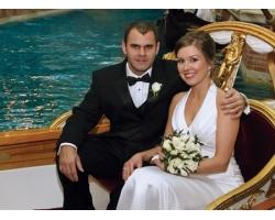 Свадьба в венецианском стиле