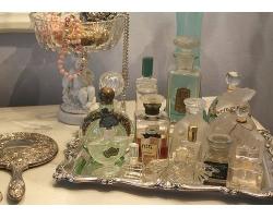 Искусство нанесения парфюма