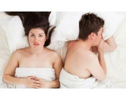 Отказ мужчин от секса: 10 причин