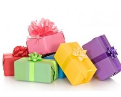 Свадебные подарки для гостей от новобрачных