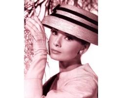 Соответствие образу Одри Хепберн