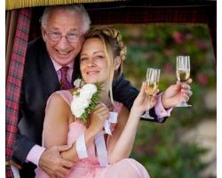 Неравный брак: если мужчина значительно старше
