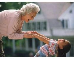 Если бабушка не хочет сидеть с внуками