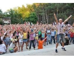 Детские лагеря Украины