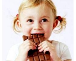 Какие сладости можно давать ребенку?