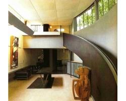 Дом в стиле Ле Корбюзье