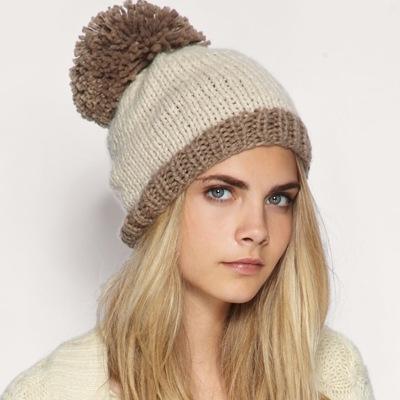 Вязаные женские шапки зимние ab03b596eb29b