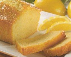 Лимонный хлеб