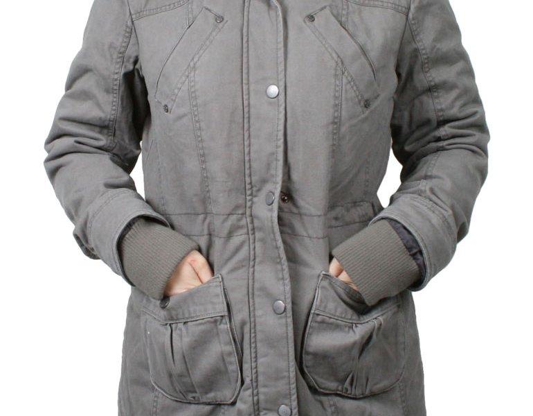 Как ушить куртку своими руками